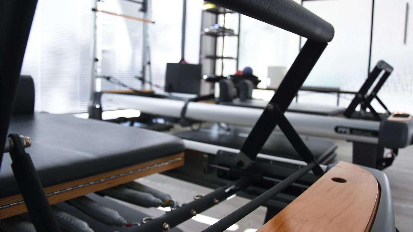 studio pilates - maquinas reformer